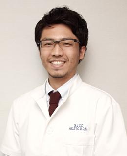 歯科医師加藤晴康